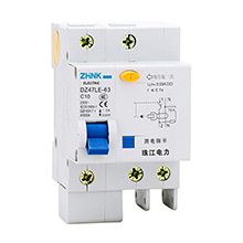 Small leakage circuit breaker
