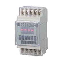 Electric fire monitoring alarm system